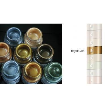 "Ваксы ""Liquid Metal"" Royal Gold, 30мл"