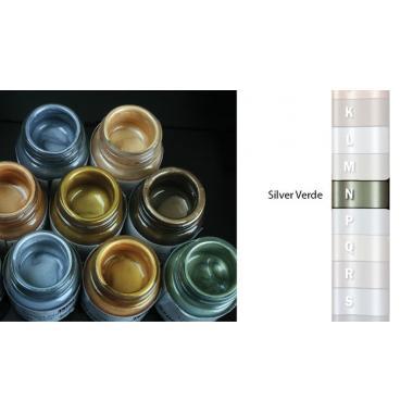 "Ваксы ""Liquid Metal"" Silver Verde, 30мл"