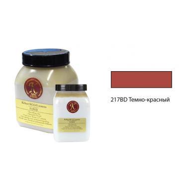 Полировочная глина KOLNER, темно-красный