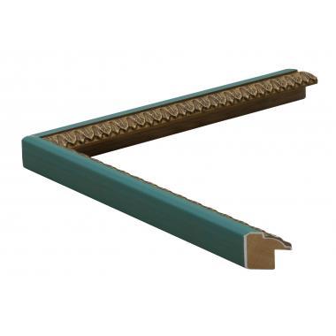 0216 / P 374 Багет деревянный